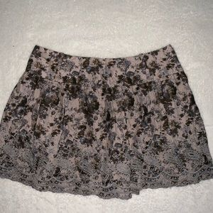 Floral Skirt (Juniors)